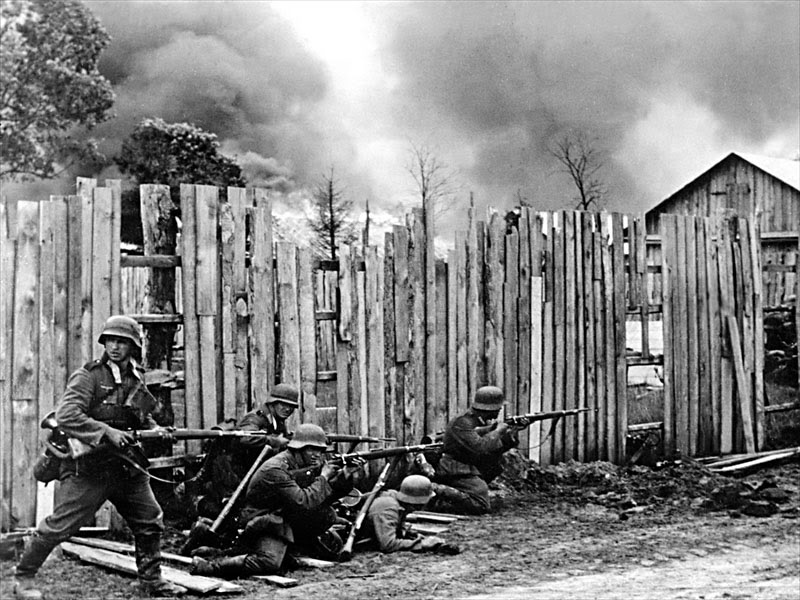 Фото 2 мировая война 1941